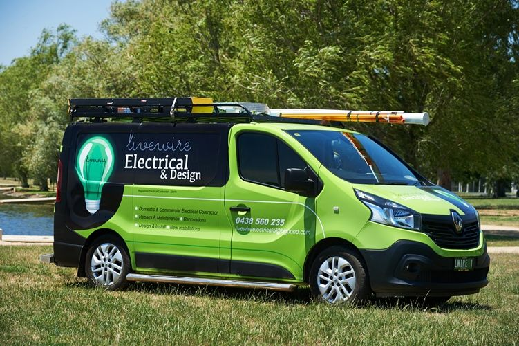 Livewire Electrical + Design - Commercial